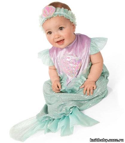 Вязание новорожденным мальчикам шапочки 624